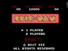 DOTA2 EPIC-MAN- The second invite